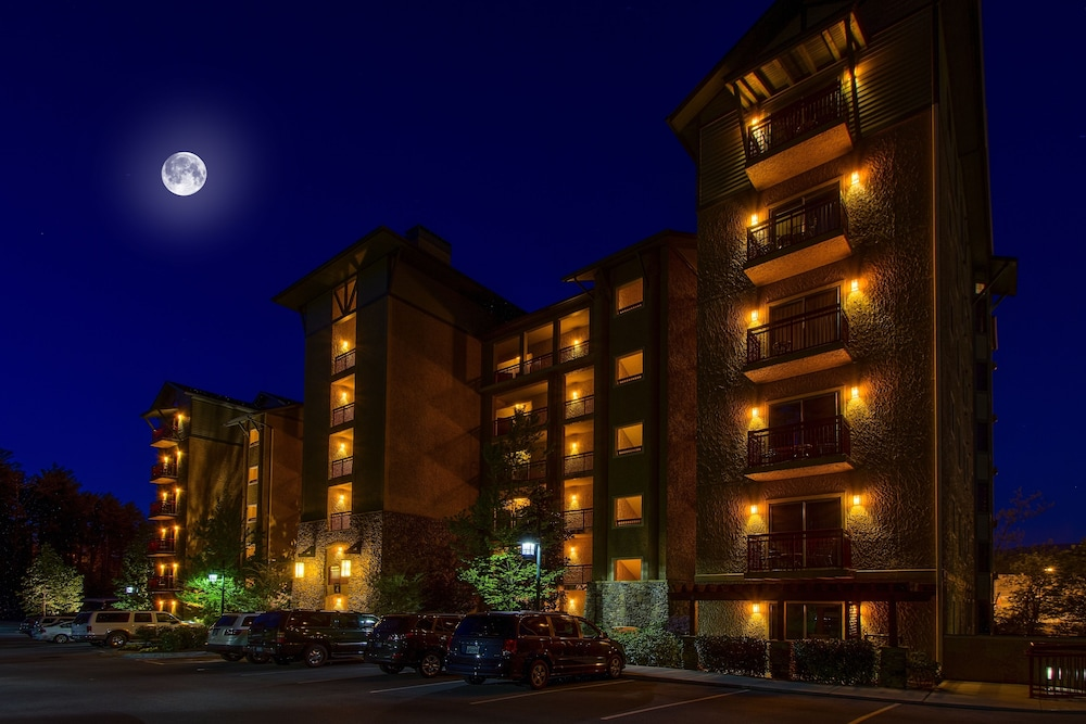 Front of Property - Evening/Night, RiverStone Resort & Spa