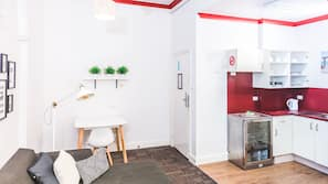 In-room safe, blackout curtains, WiFi, wheelchair access