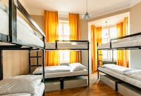 8 Bed Mixed Dormitory with Shared bathroom