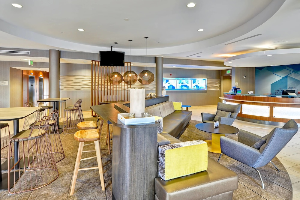 Lobby, SpringHill Suites by Marriott Columbia