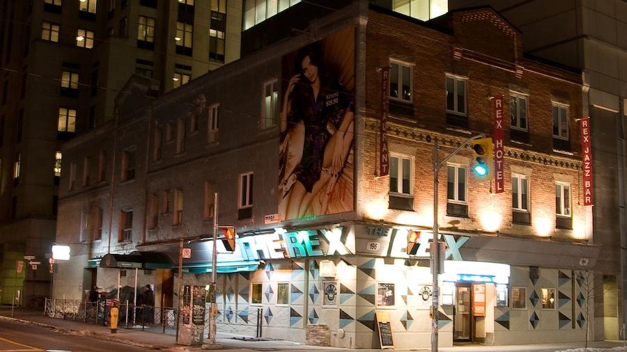 The Rex Hotel