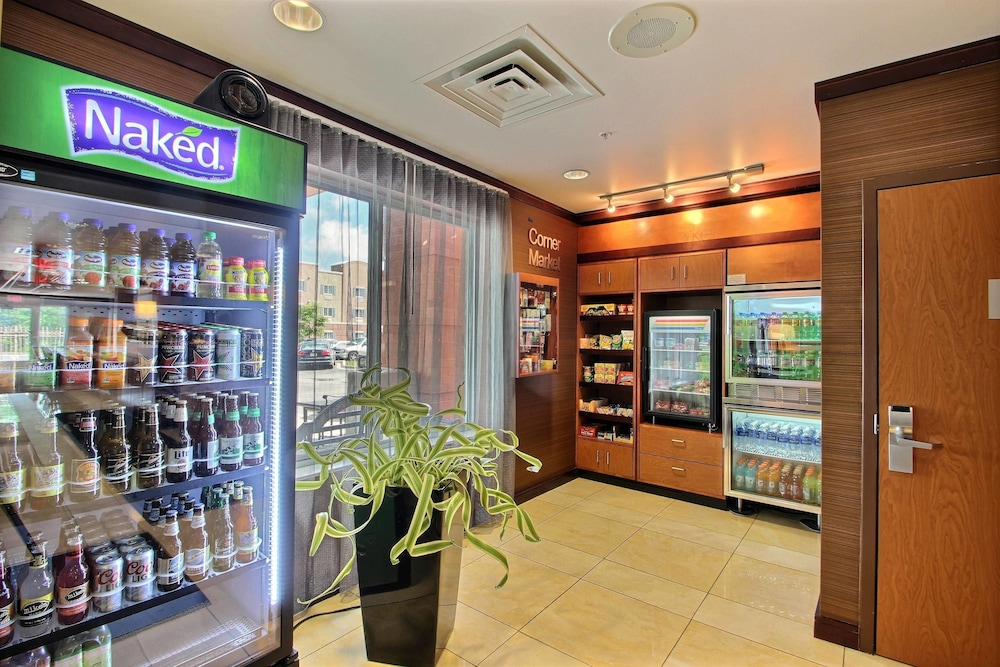 Vending Machine, Fairfield Inn & Suites by Marriott Milwaukee Airport