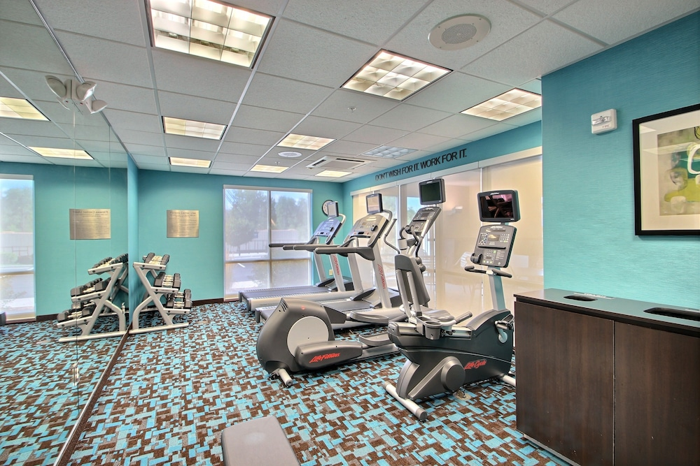 Fitness Facility, Fairfield Inn & Suites by Marriott Milwaukee Airport