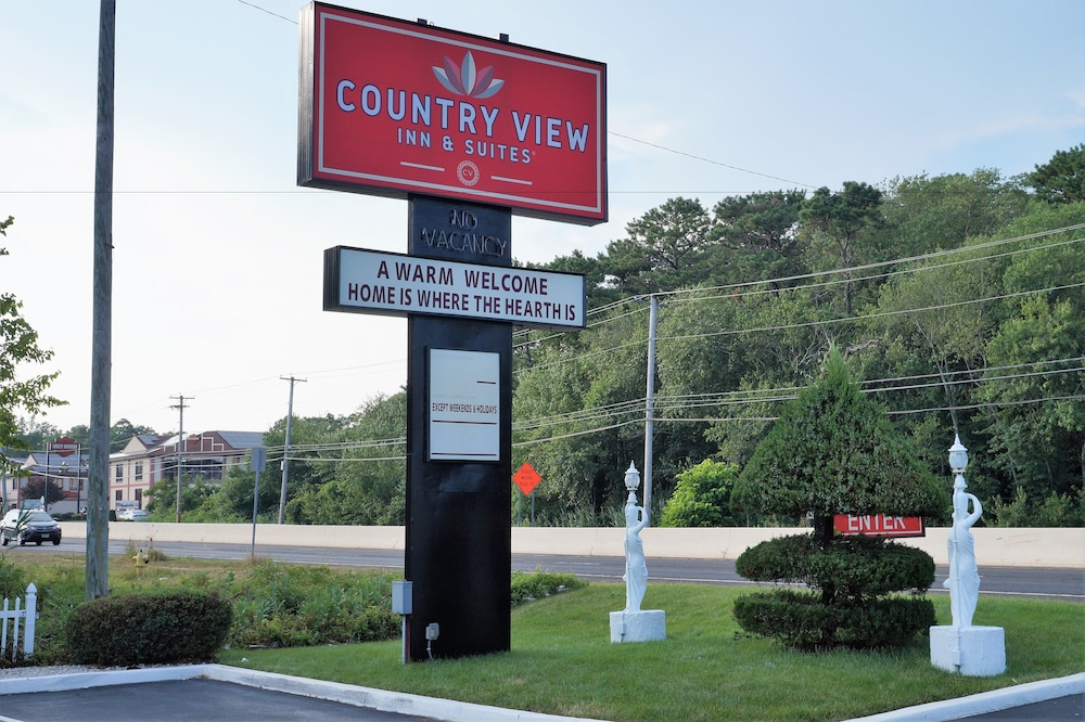 Property Entrance, Country View Inn & Suites Atlantic City