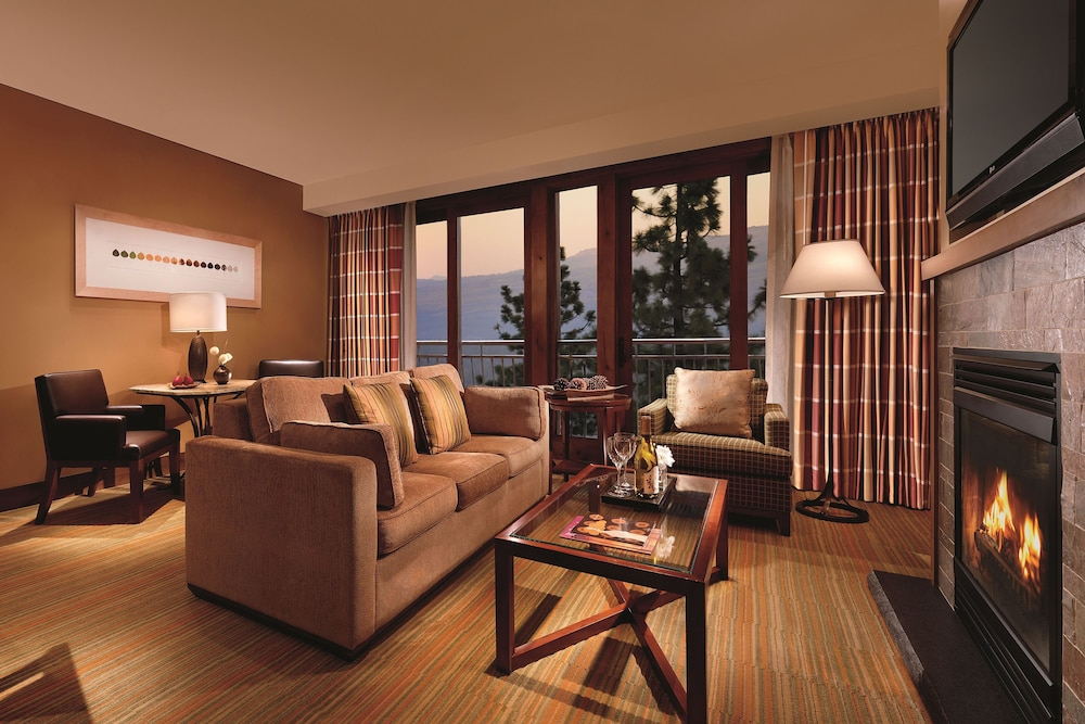 Room, The Ritz-Carlton, Lake Tahoe