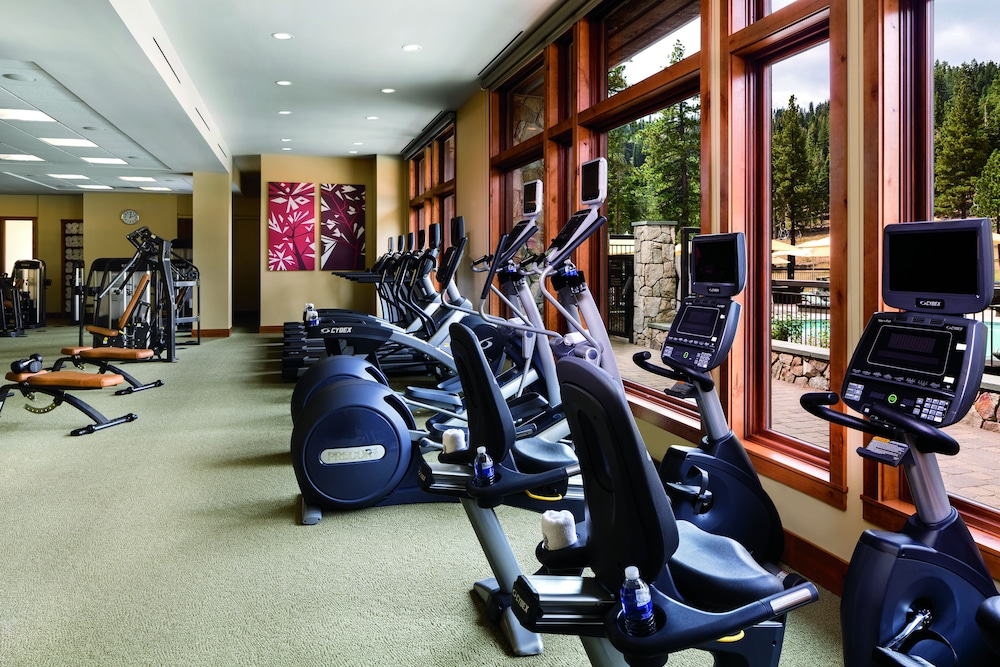 Fitness Facility, The Ritz-Carlton, Lake Tahoe