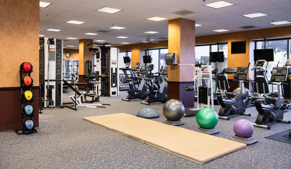 Fitness Facility, NCED Conference Center & Hotel