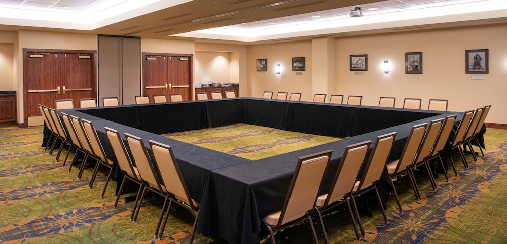Meeting Facility, NCED Conference Center & Hotel