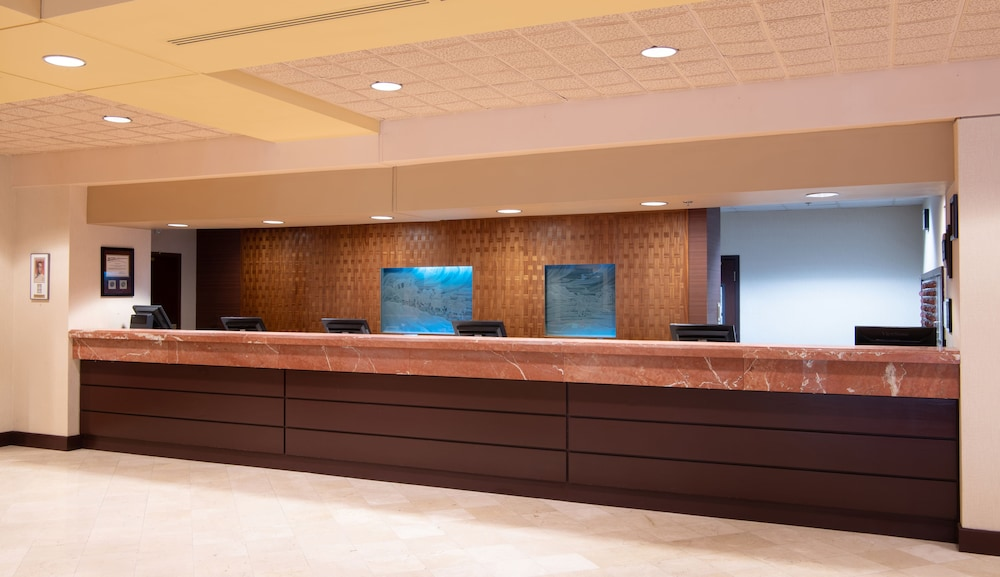 Reception, NCED Conference Center & Hotel