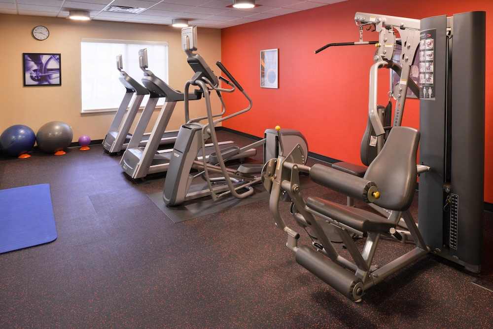 Gym, TownePlace Suites by Marriott Las Vegas Henderson
