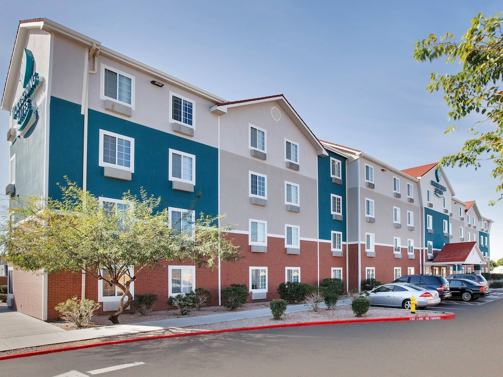 Exterior, WoodSpring Suites Phoenix I-17 North