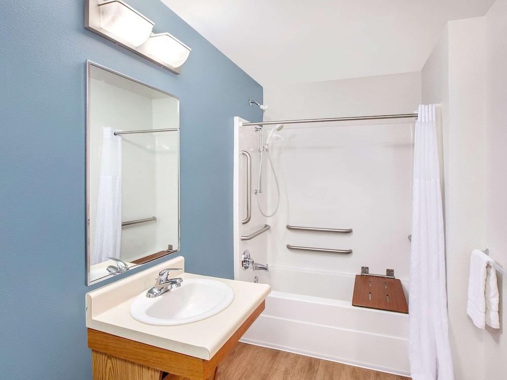 Bathroom, WoodSpring Suites Phoenix I-17 North