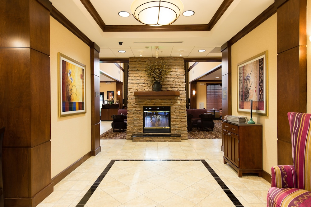 Lobby, Staybridge Suites North Charleston