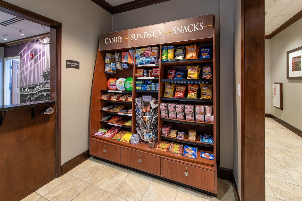 Vending Machine, Staybridge Suites North Charleston