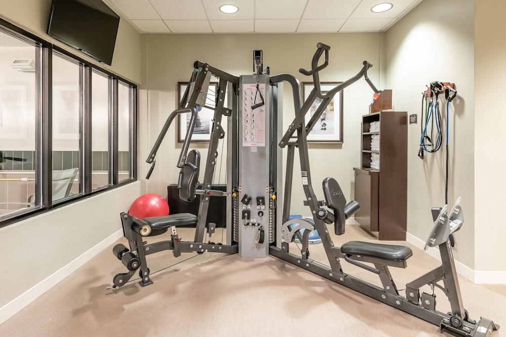 Fitness Facility, Staybridge Suites North Charleston
