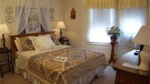 Premium bedding, individually decorated, free WiFi, linens