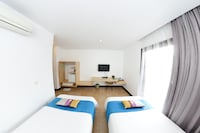 Deluxe Twin Room, Balcony