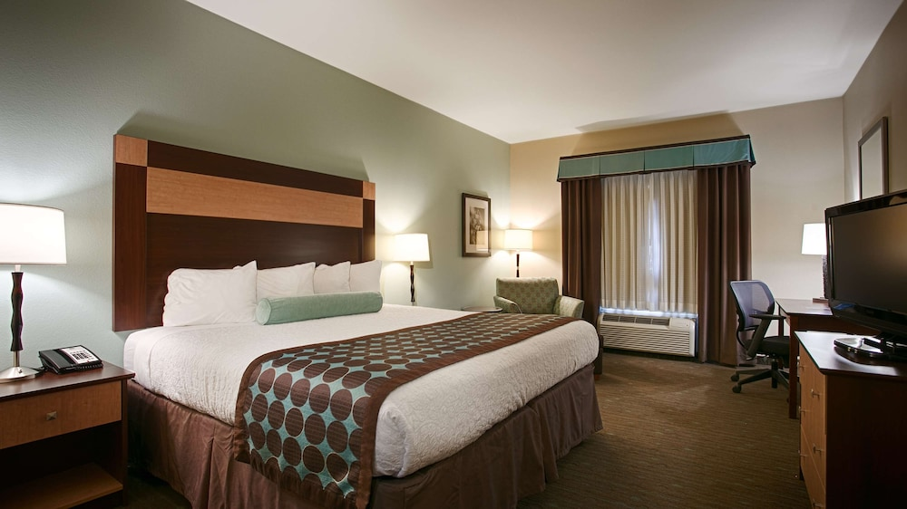 Room, Best Western Plus Texarkana Inn & Suites