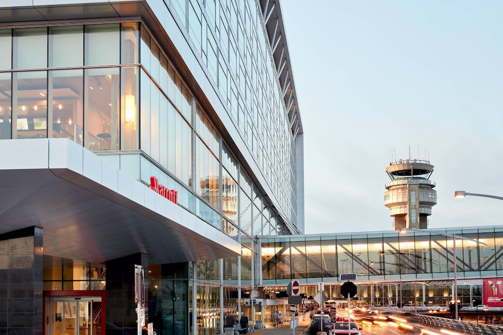 Featured Image, Montreal Airport Marriott In-Terminal Hotel