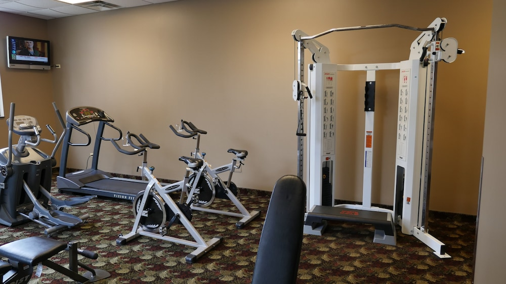 Fitness Facility, Chicago South Loop Hotel