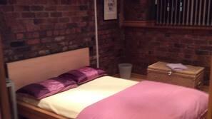 1 dormitorio, tabla de planchar con plancha, wifi gratis