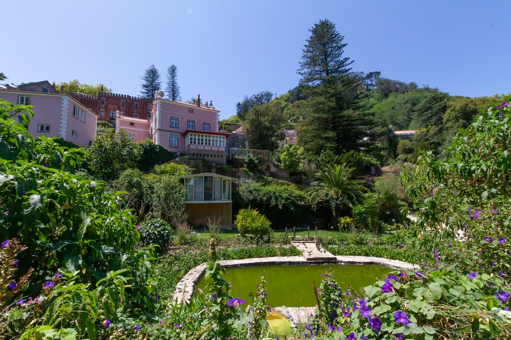 Garden, Quinta Das Murtas - Bed & Breakfast