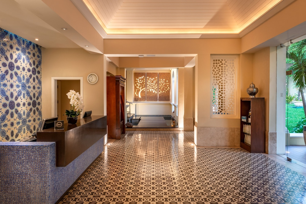 Lobby, Pueblo Bonito Emerald Luxury Villas & Spa - All Inclusive