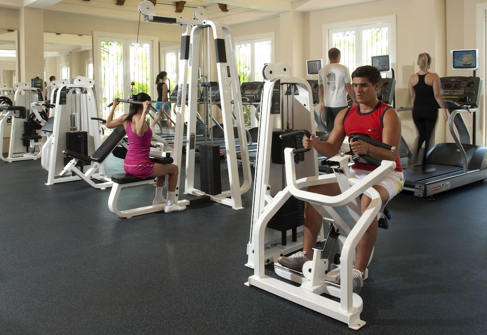 Gym, Pueblo Bonito Emerald Luxury Villas & Spa - All Inclusive