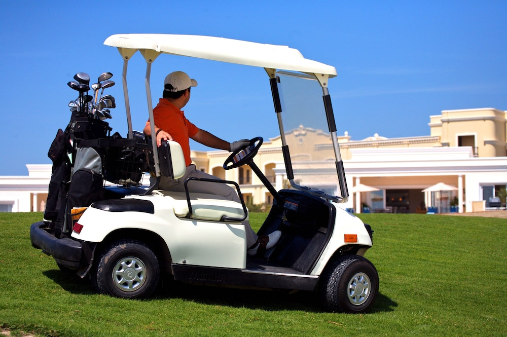 Golf Cart, Pueblo Bonito Emerald Luxury Villas & Spa - All Inclusive