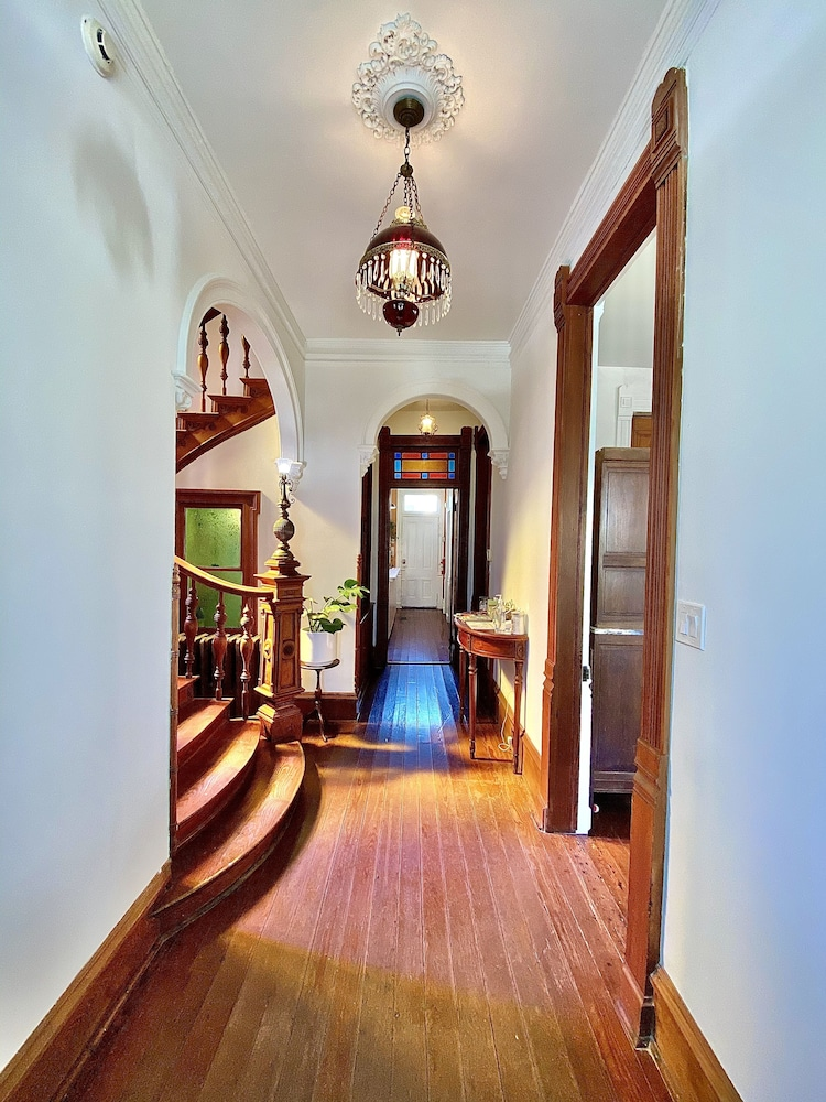 Interior Entrance, Coppersmith Inn Bed and Breakfast