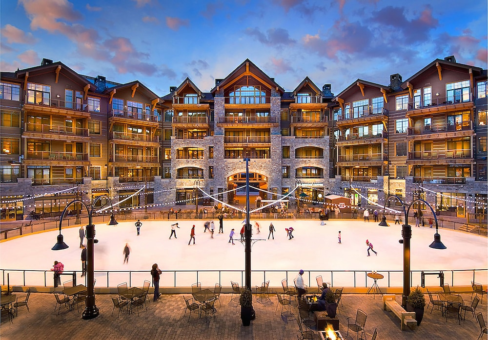 Ice Skating, Northstar Lodge By Welk Resorts