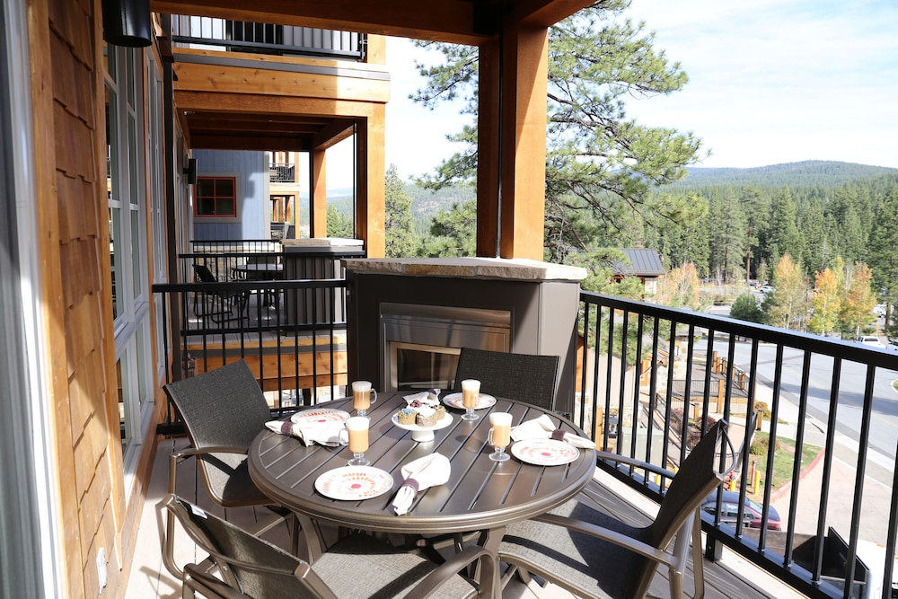 Balcony, Northstar Lodge By Welk Resorts