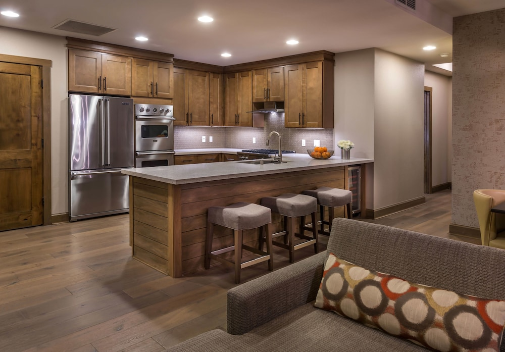 Private Kitchen, Northstar Lodge By Welk Resorts