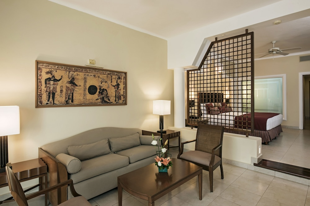 Living Room, Iberostar Selection Paraiso Maya All Inclusive