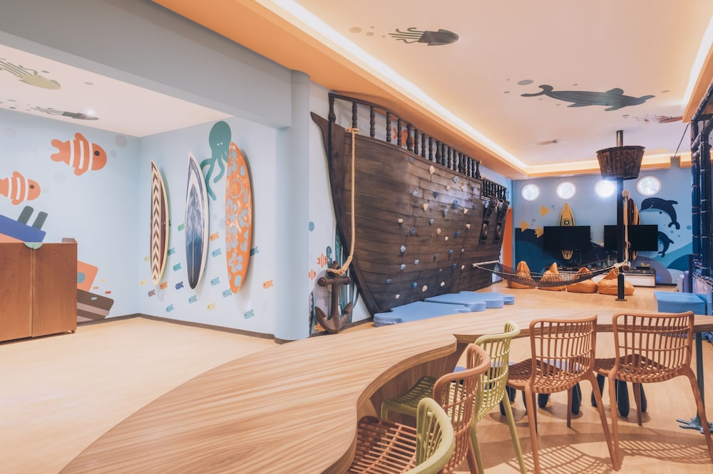 Children's Play Area - Indoor, Iberostar Selection Paraiso Lindo All Inclusive
