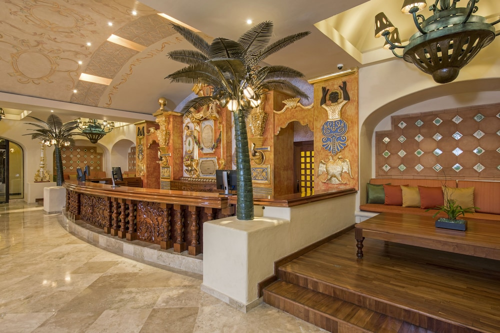Reception, Iberostar Selection Paraiso Lindo All Inclusive