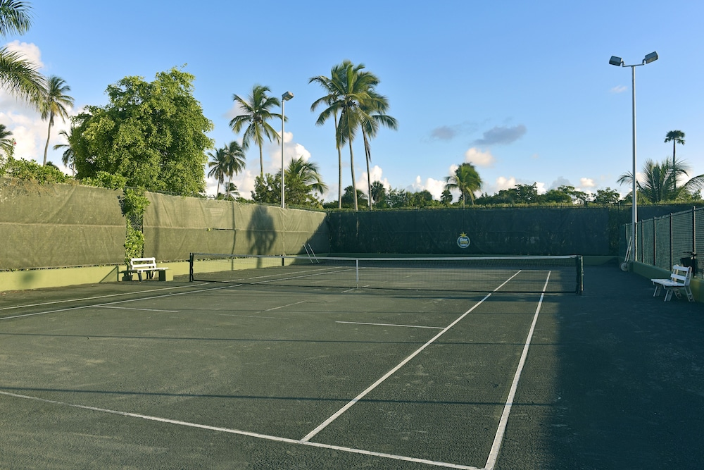 Tennis Court, Iberostar Grand Bavaro Adults Only - All Inclusive