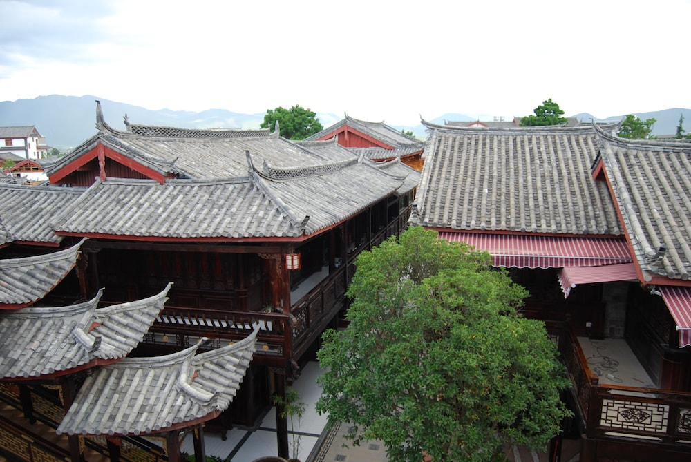 Balcony View, Chateau Boutique Hotel - Lijiang