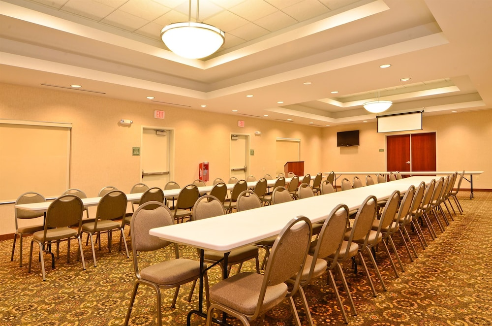 Meeting Facility, Best Western Plus Fossil Country Inn & Suites