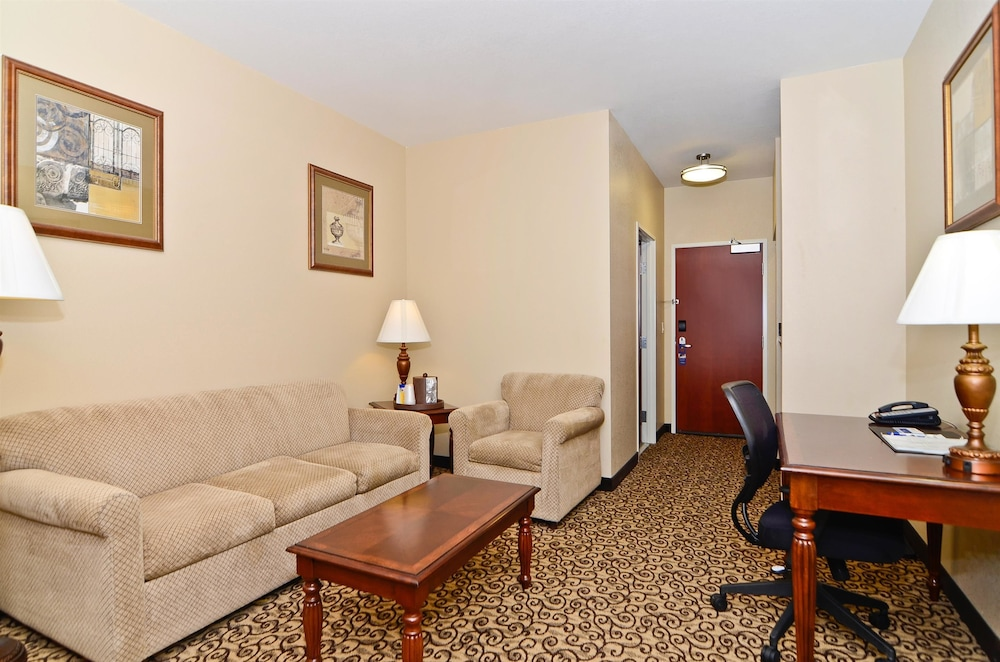 Room, Best Western Plus Fossil Country Inn & Suites