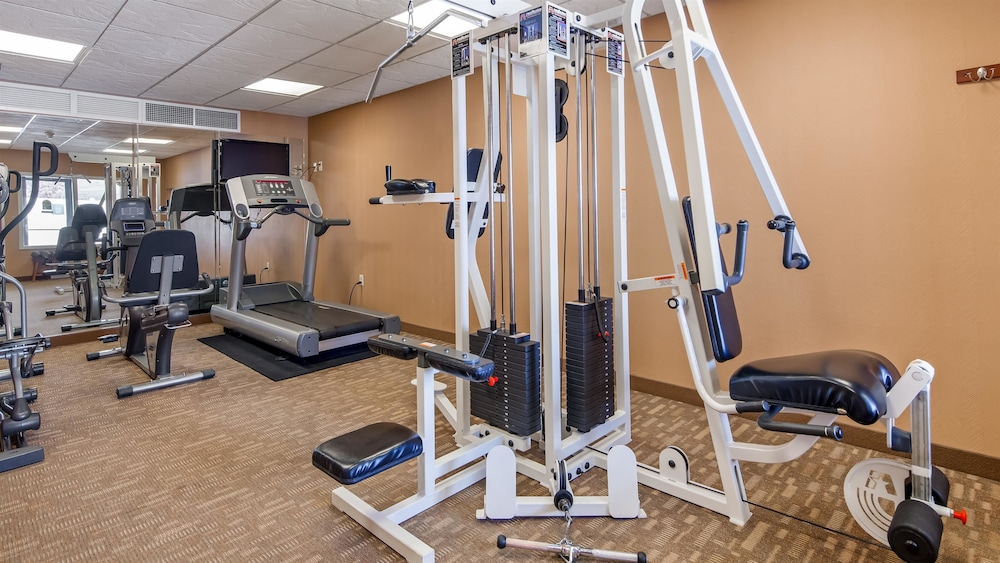 Fitness Facility, Best Western Plus Fossil Country Inn & Suites