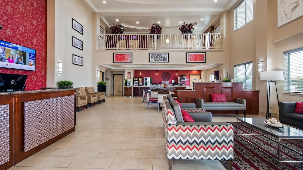 Lobby, Best Western Plus Wylie Inn
