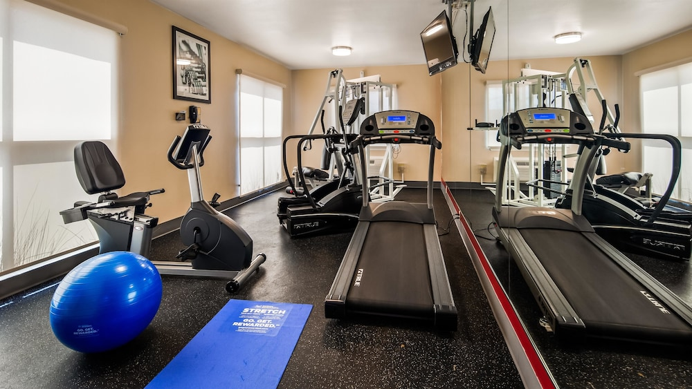 Fitness Facility, Best Western Plus Wylie Inn
