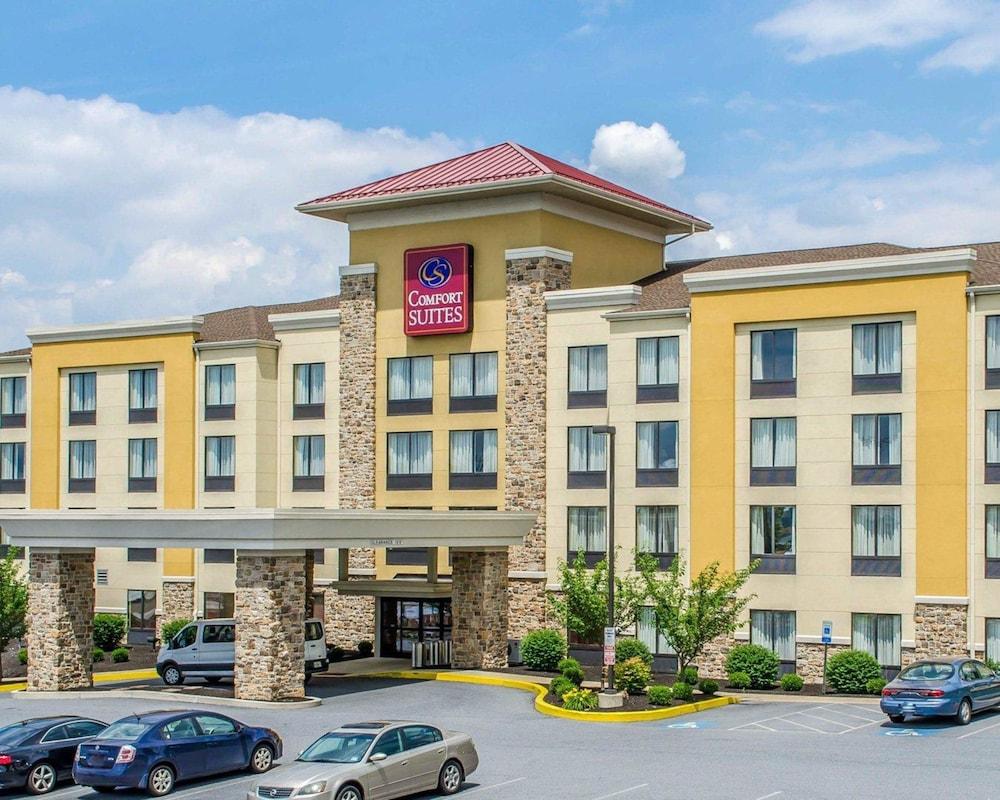 Comfort Suites Hummelstown Hershey In Harrisburg Hotel Rates Reviews On Orbitz