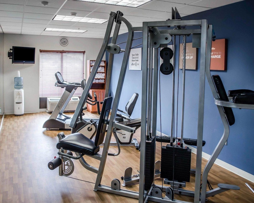 Fitness Facility, Comfort Suites Hummelstown - Hershey