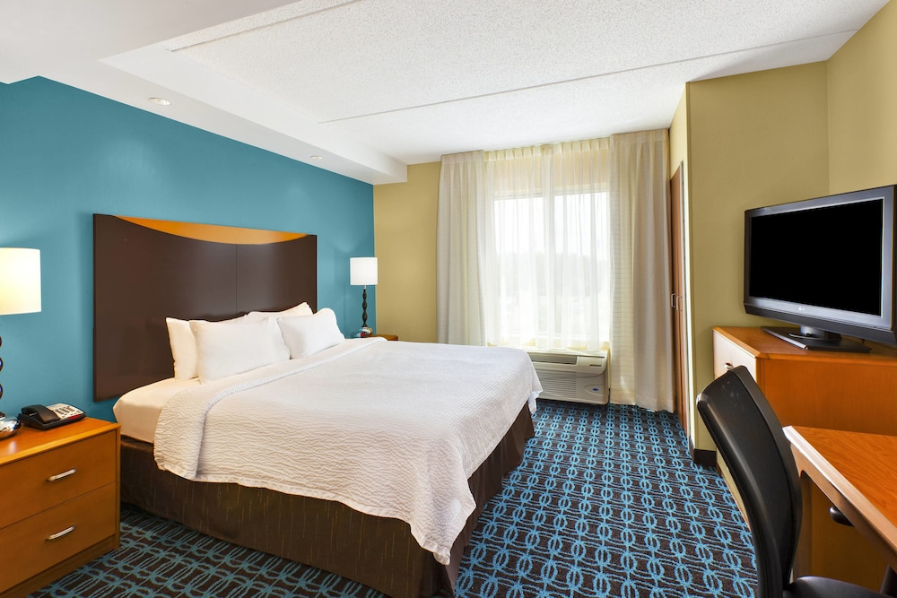 Fairfield inn suites by marriott lexington north 2018 room prices exterior featured image solutioingenieria Image collections