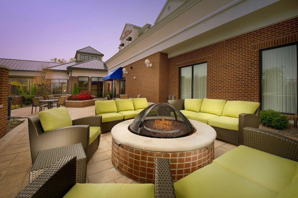 Terrace/Patio, Hilton Garden Inn Indianapolis/Northwest