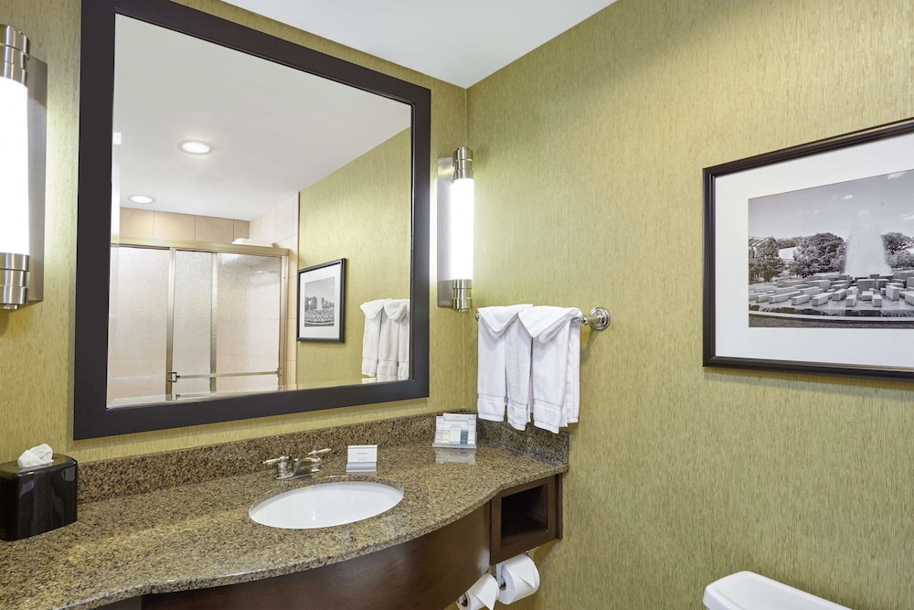 Bathroom, Hilton Garden Inn Indianapolis/Northwest