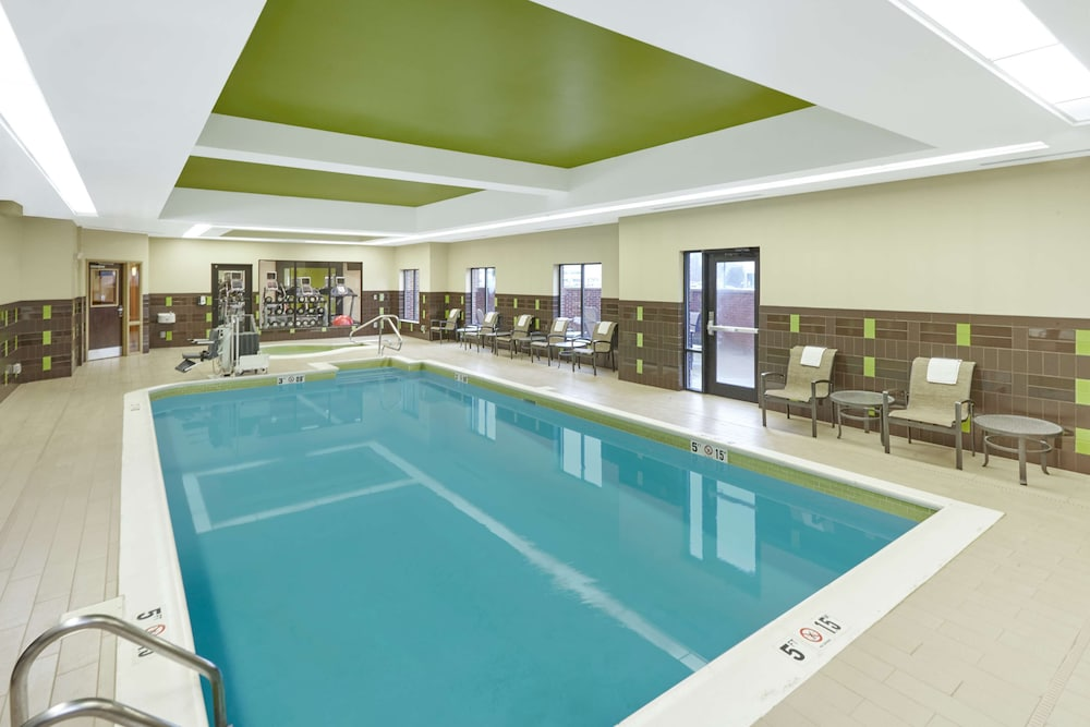 Pool, Hilton Garden Inn Indianapolis/Northwest