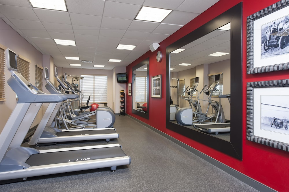 Fitness Facility, Hilton Garden Inn Indianapolis South/Greenwood